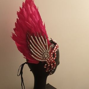 Carnivale Head dress